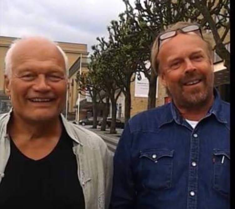 """Filmvisning """"Den du redan Är – En film om konstnären Klas Parknäs"""" på Filmhuset, Bio Mauritz, Stockholm 8 januari"""