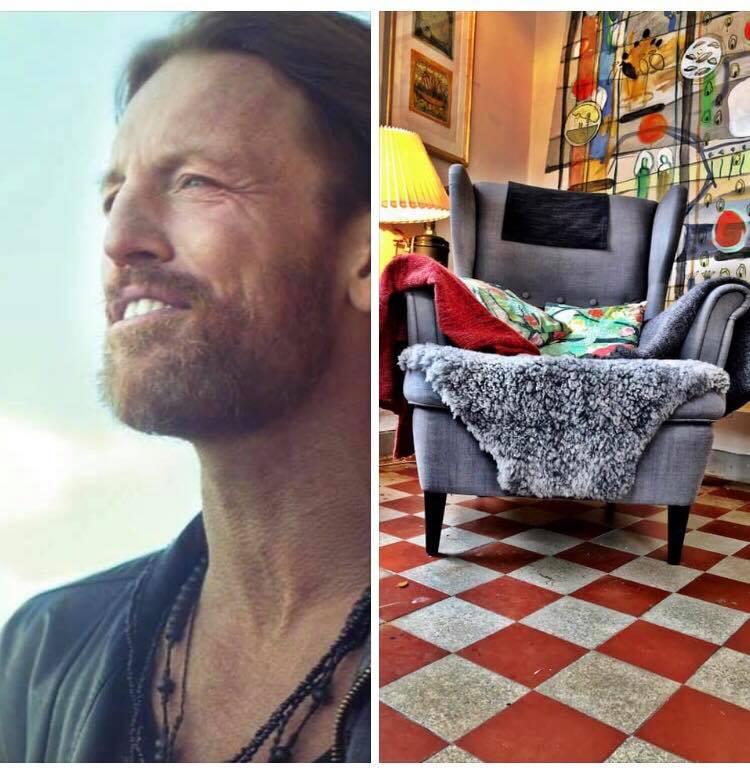 Premiär för Vändpunkt Stillagatan med Fredrik Swahn